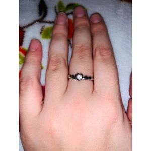 Heart Diamond Ring 💕💍